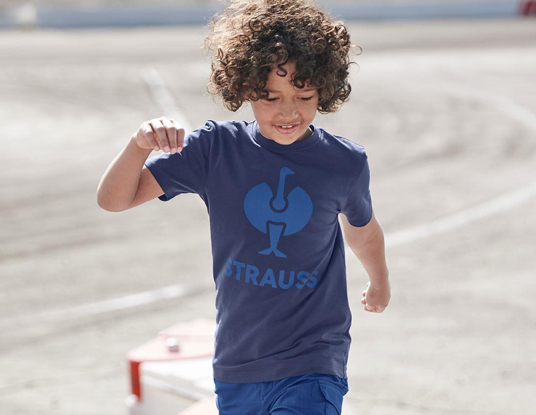 Shirts, Pullover & more: T-shirt e.s.concrete, children's + deepblue