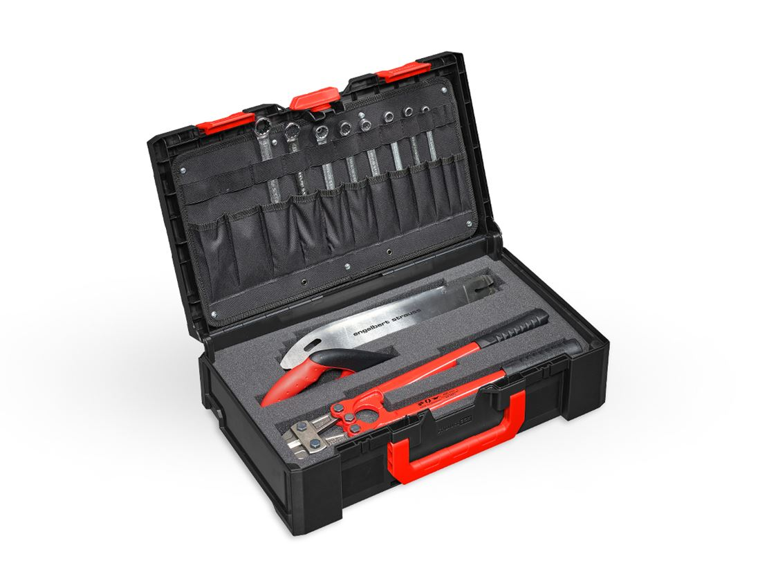 Tool Cases: Tool board STRAUSSbox large