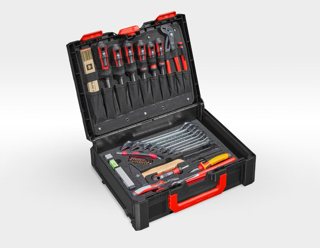 Tool Cases: STRAUSSbox tool set 145 Installation