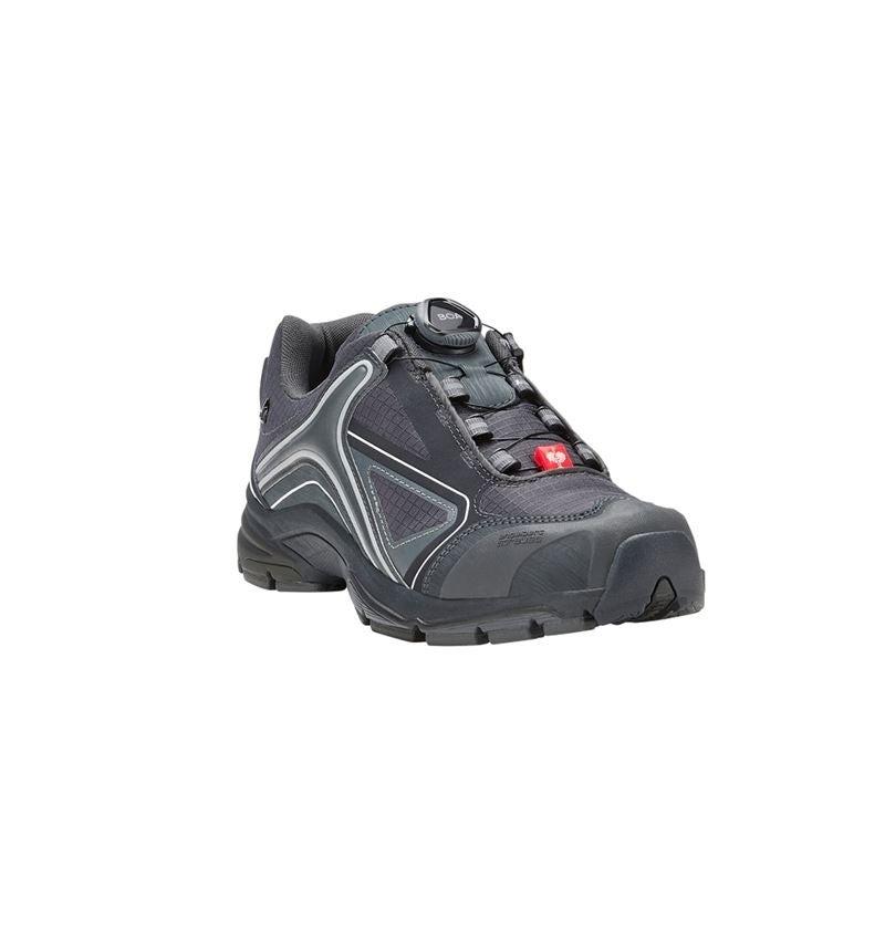 O2: e.s. O2 Work shoes Minkar + graphite 1