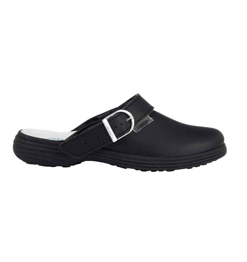 OB: OB Ladies' clogs Kreta + black