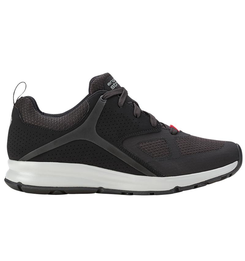 O1: e.s. O1 Work shoes Horen + oxidblack/dovegrey