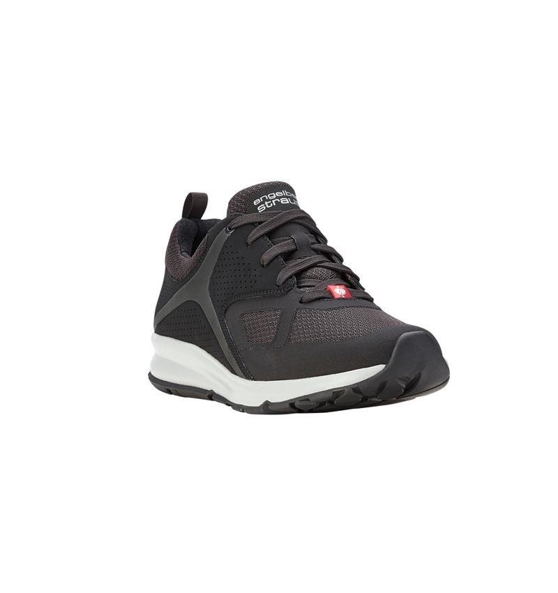 O1: e.s. O1 Work shoes Horen + oxidblack/dovegrey 1