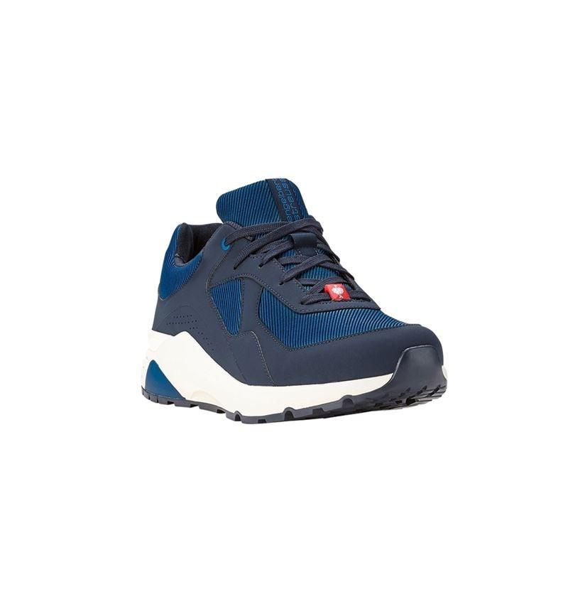 O1: e.s. O1 Work shoes Carna + deepseablue/peacockblue 3