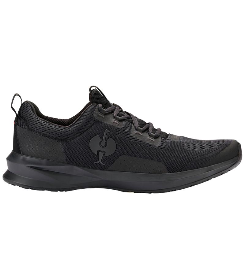 O1: O1 Work shoes e.s. Keran + black