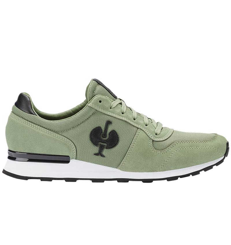 O1: O1 Work shoes e.s. Kitulo + palegreen