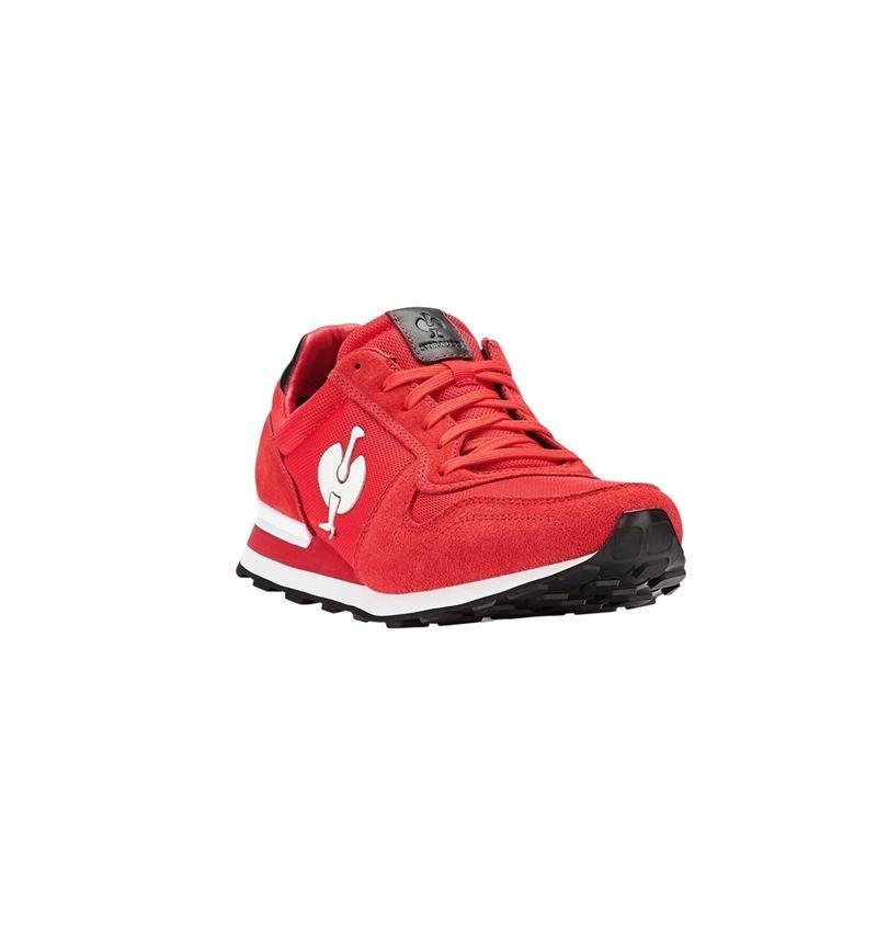 O1: O1 Work shoes e.s. Kitulo + red 1