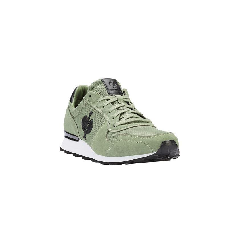 O1: O1 Work shoes e.s. Kitulo + palegreen 2