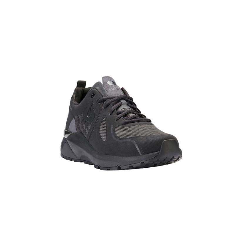 O1: O1 Work shoes e.s. Chete + black/anthracite 2