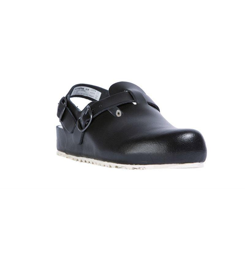 OB: OB Clogs Belluno + black 1