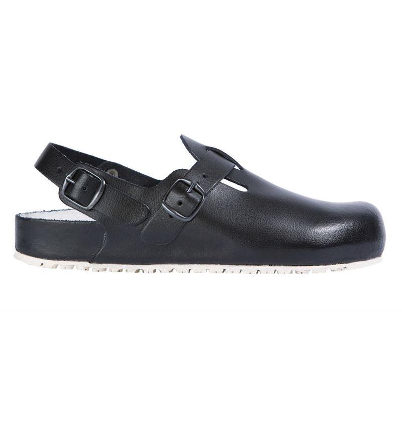 OB: OB Clogs Belluno + black