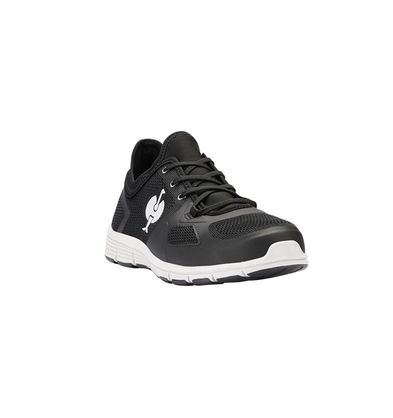 S1: S1 Safety shoes e.s. Manda + black/silver 2