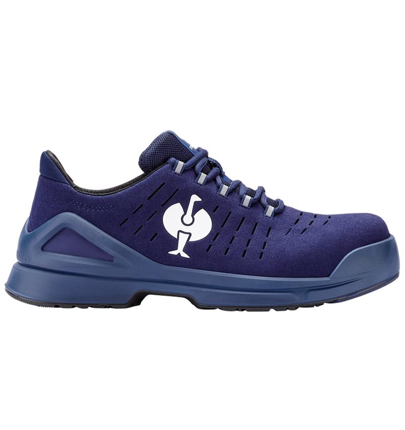 S1: S1 Safety shoes e.s. Zembra + deepblue