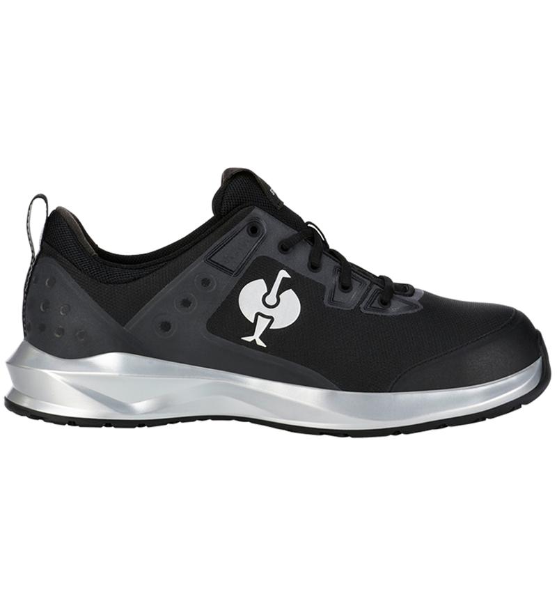 S1: S1 Safety shoes e.s. Hades II + black/titanium