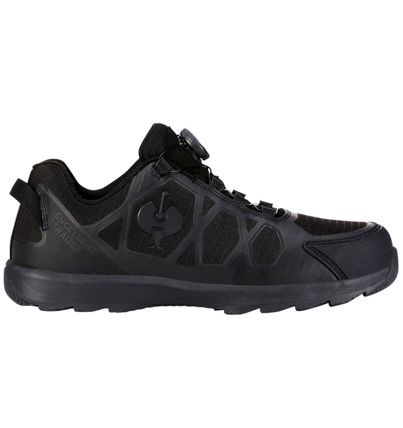 S1: S1 Safety shoes e.s. Baham II + black