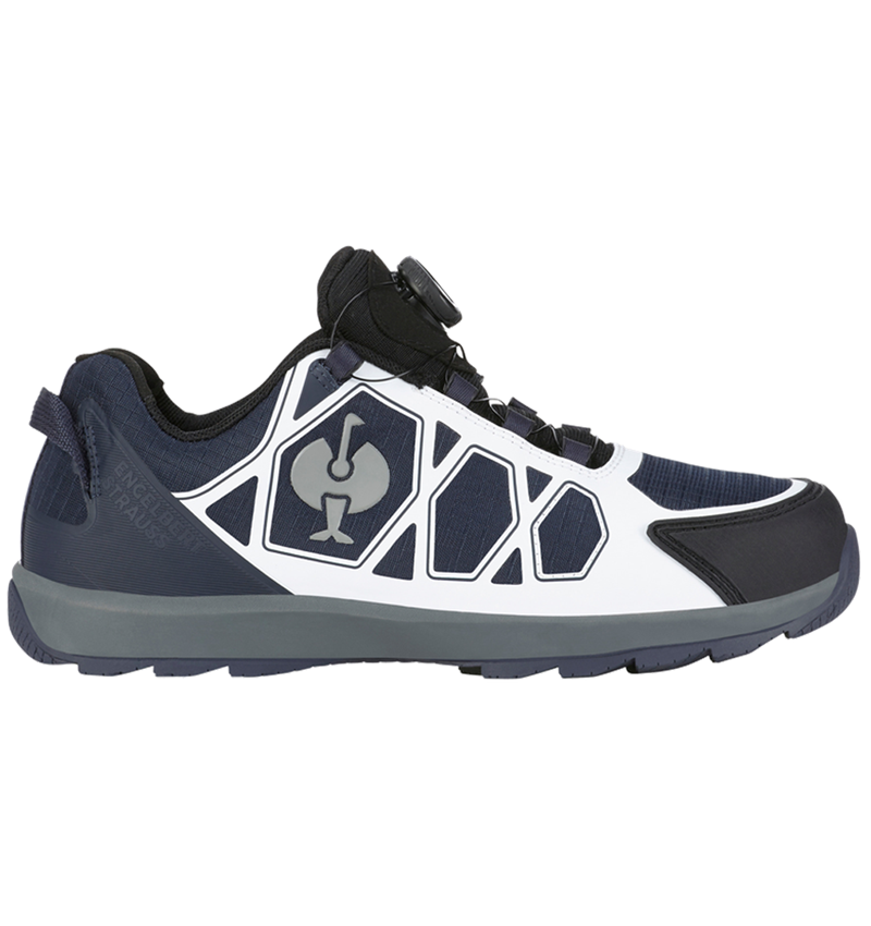 S1: S1 Safety shoes e.s. Baham II + navy/black