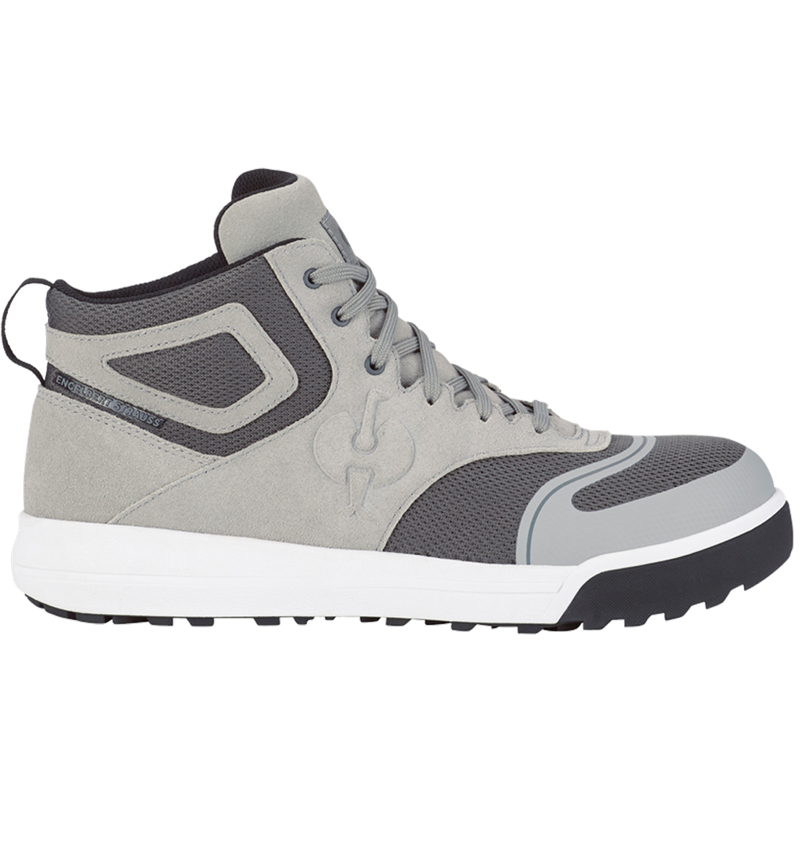 S1: S1 Safety boots e.s. Vasegus II mid + anthracite