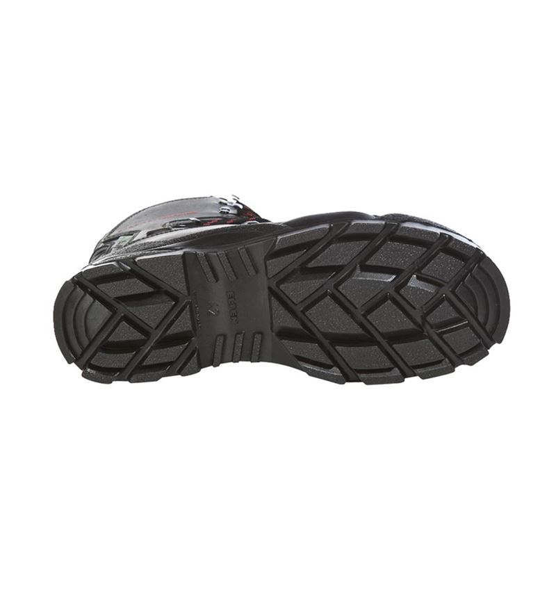 S2: S2 Forestry safety boots Harz + black 2