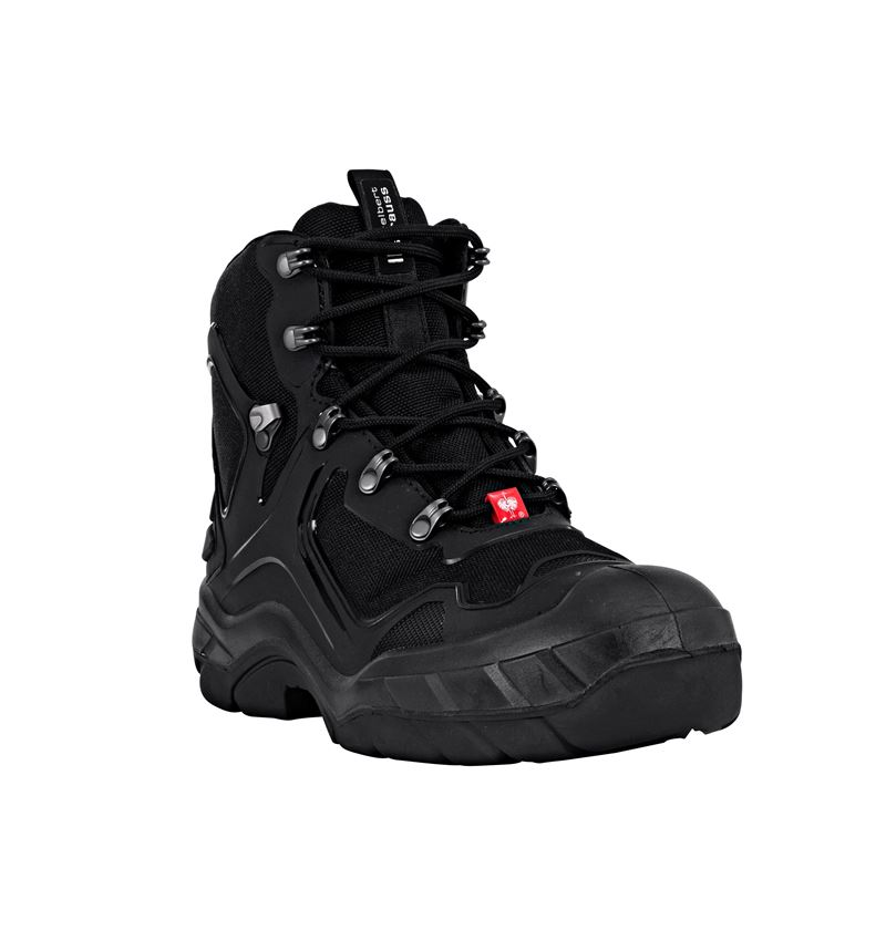 S3: e.s. S3 Safety shoes Pavonis + black 2