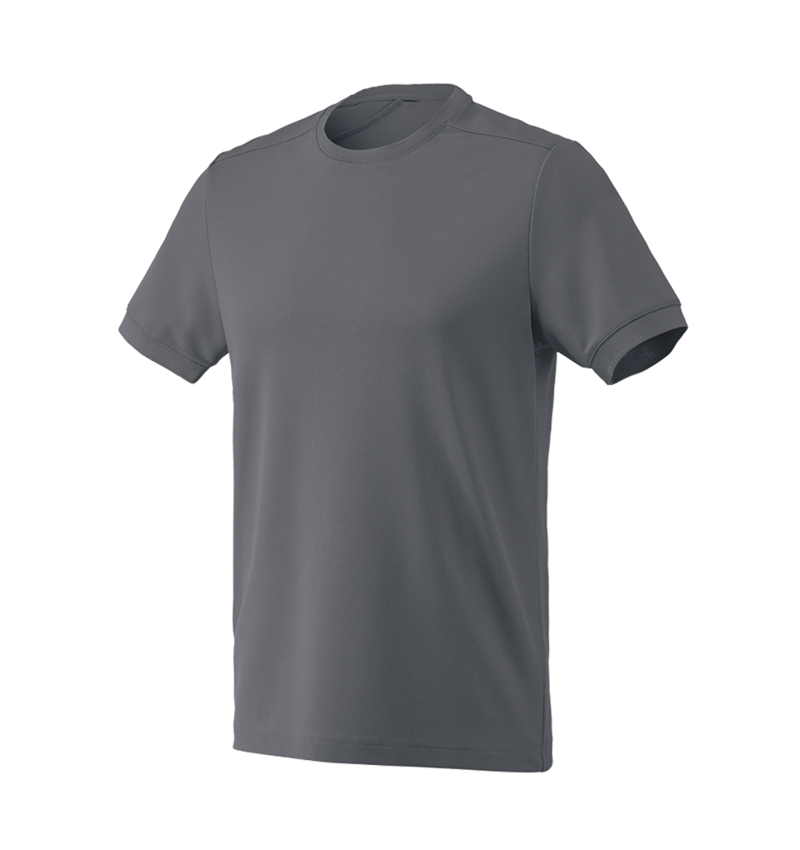 Shirts, Pullover & more: Functional Pique-Shirt e.s.industry + cement