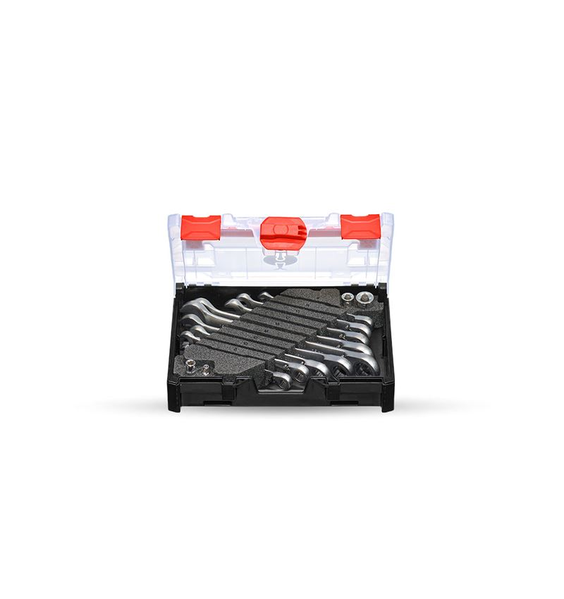 Spanner: Ratch-Tech set, switchable in STRAUSSbox mini
