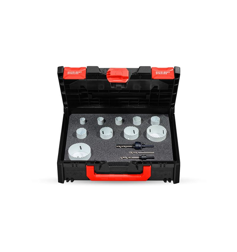 Sawing: Compass saw set in STRAUSSbox 118 midi