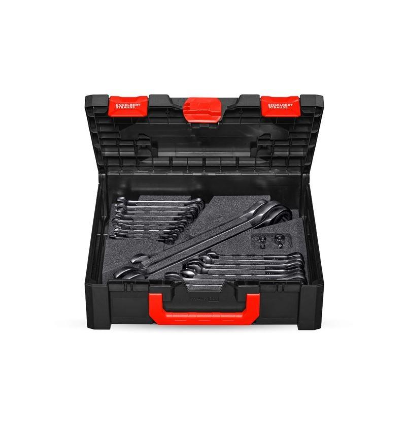 Spanner: Ratch-Tech set, straight in STRAUSSbox 145 midi+