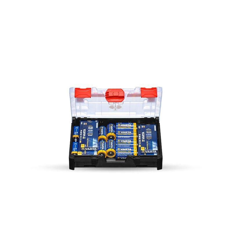 Electronics: Varta battery assortment in STRAUSSbox mini