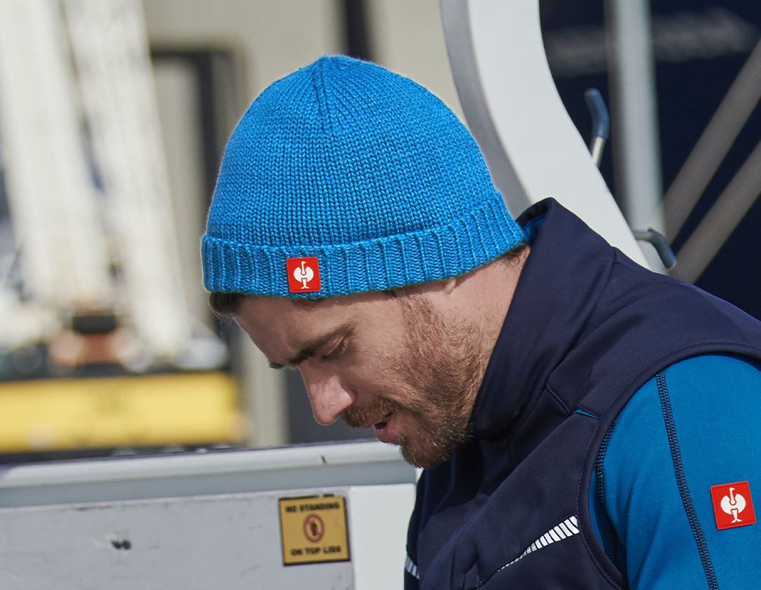 Accessories: Knitted cap e.s.roughtough + atoll