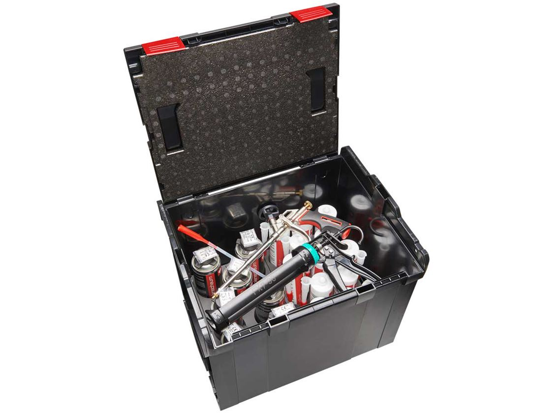 Tool Cases: e.s. Seat upholstery + grey 4