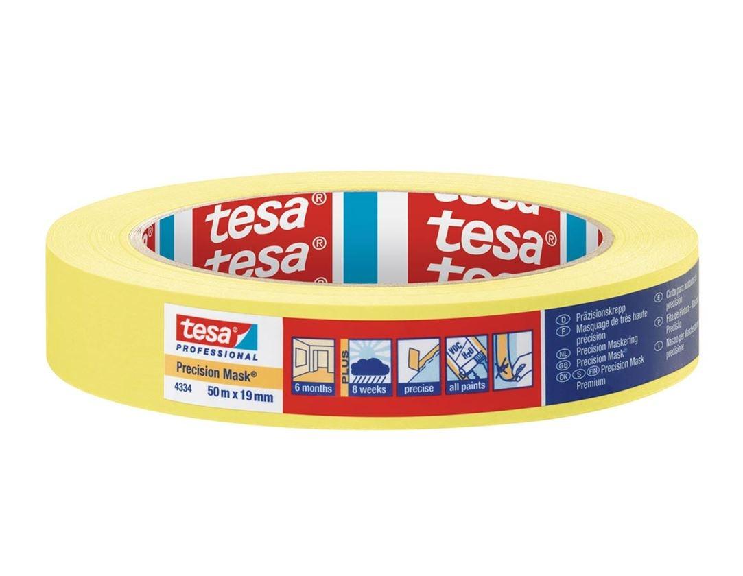 Plastic bands | crepe bands: tesa Precision Mask 4334 Plus 3
