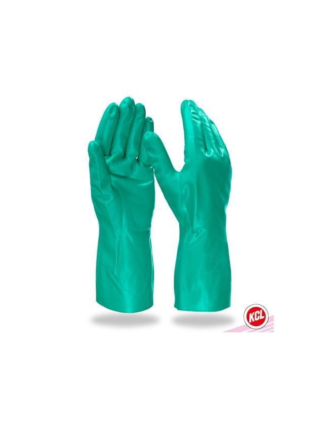 Coated: Gloves Nitrile Camatril