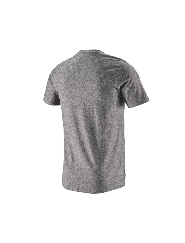 Shirts, Pullover & more: T-Shirt e.s.vintage + black melange 2