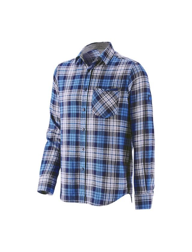 Shirts, Pullover & more: Check shirt e.s.vintage + arcticblue checked