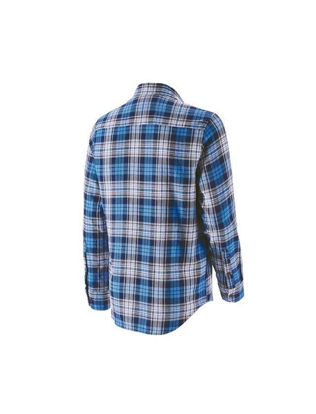 Shirts, Pullover & more: Check shirt e.s.vintage + arcticblue checked 2