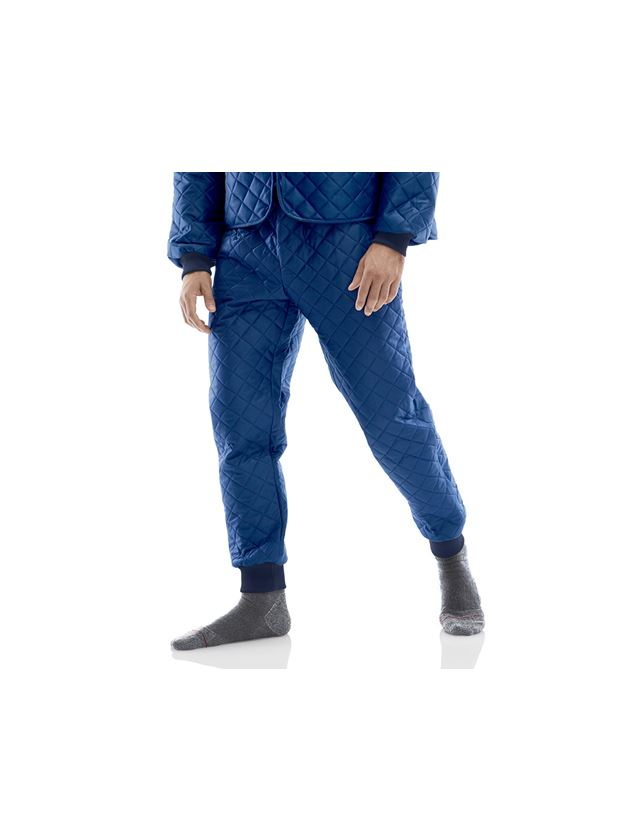 Underwear   Functional Underwear: Thermal trousers + navy blue