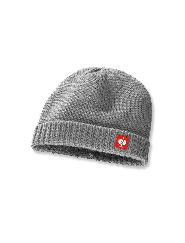 Accessories: Knitted cap e.s.roughtough + ash