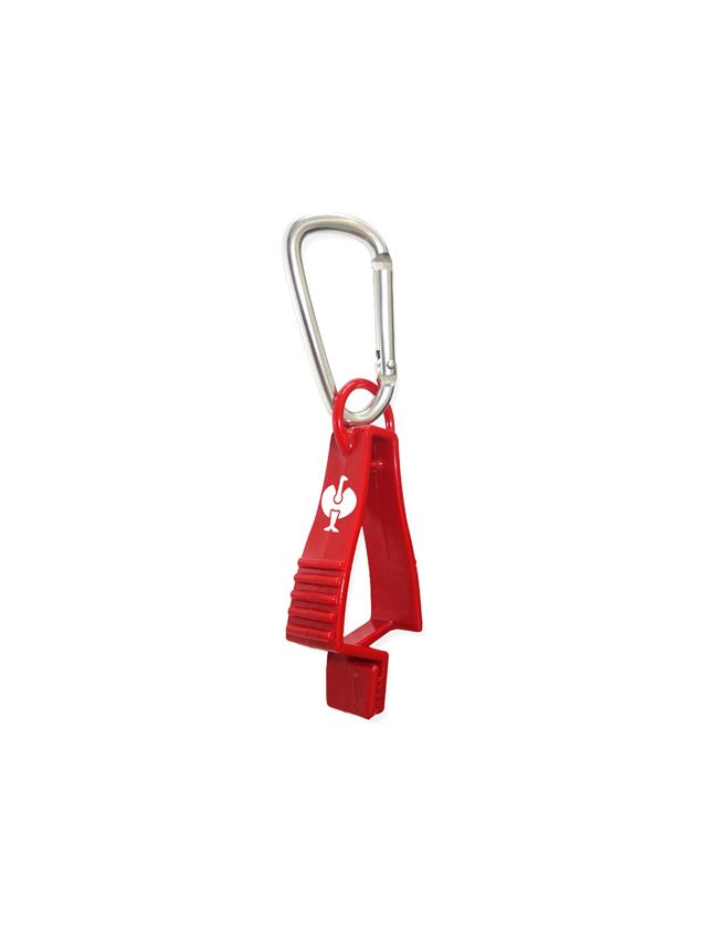 Sets | Accessories: e.s. Glove holder with carabiner