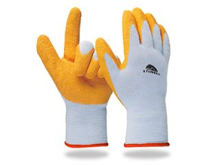 Latex knitted gloves Eco Grip II, pack of 12