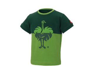 e.s. Pique-Shirt colourblock, children's