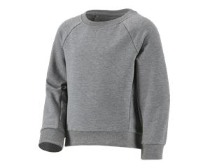 e.s. Sweatshirt cotton stretch, children's