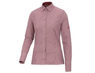 e.s. Work blouse advanced, ladies'