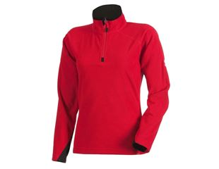 Ladies' Microfleece troyer dryplexx® micro