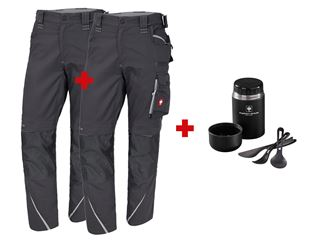SET: Trousers +Trousers e.s.motion 2020 Winter