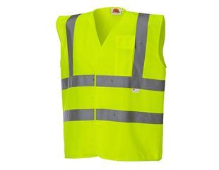 STONEKIT High-vis bodywarmer with pocket