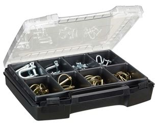 Lynch pin and shackle, 50 pieces