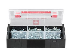 Countersunk screws, DIN 965, 900 pieces