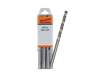 HSS-G Spiral Drills, honed