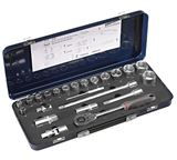 Industrial socket set Xi-On 1/2