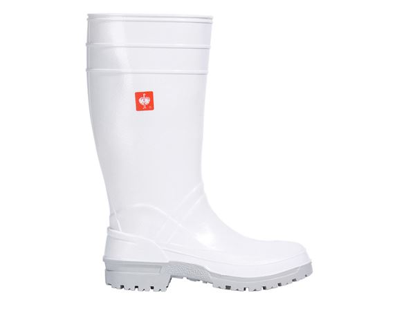 Wellingtons OB: OB Men's special work boots + white